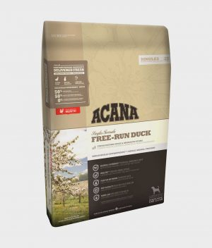 Acana Singles Dry Food - Free Run Duck