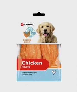 Karlie Flamingo - Freeze Dried Chicken Fillets
