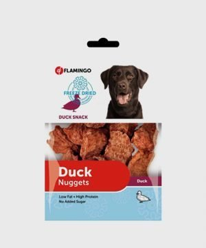 Karlie Flamingo - Freeze Dried Duck Nuggets