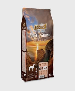 Prince Taste Of Nature Ultra Premium - Turkey (Small Breed)