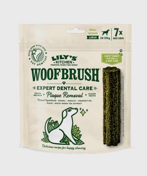 Lily's Kitchen Woofbrush Dental Chew - Multipack