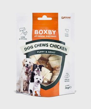 Boxby Dog Chews with Chicken