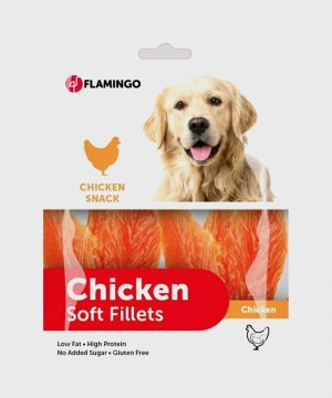Karlie Flamingo - Chicken Breast Soft Fillets