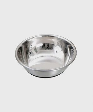 Karlie Flamingo - Selecta Stainless Steel Bowl with Grip-Control Base