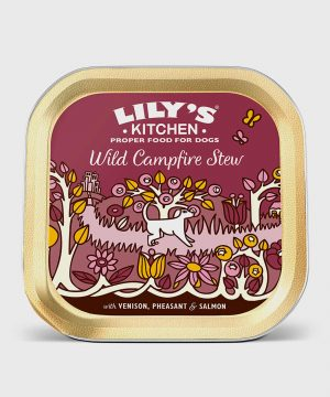 Lily's Kitchen Wild Campfire Stew - 150g