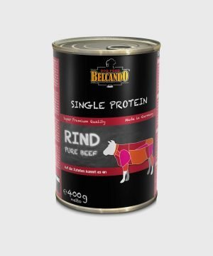 Belcando Wet Food - Beef (Super Premium)
