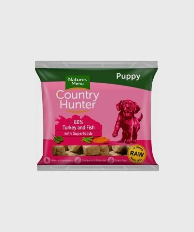 Country Hunter Raw Nuggets - Puppy