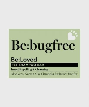 Be:BugFree - Insect Repellent Pet Shampoo Bar