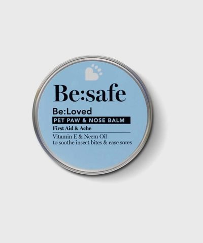 Be:Safe – First Aid & Ache Paw & Nose Balm