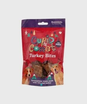 Cupid & Comet Turkey Bites