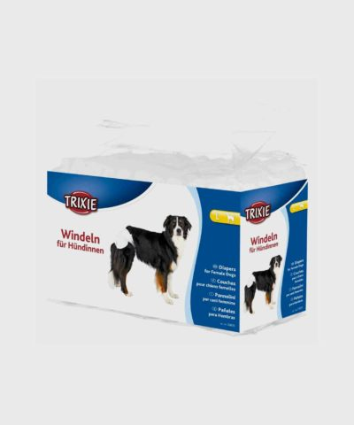 Trixie Nappies for Female Dogs
