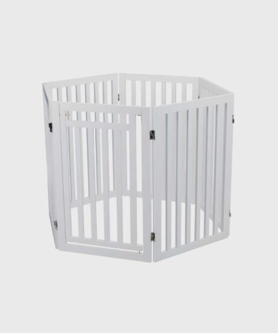 Trixie Dog Barrier with Door