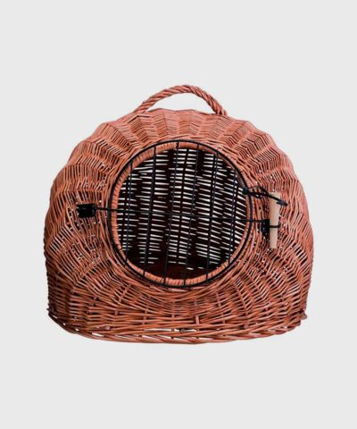 Trixie Wicker Pet Cave with Bars