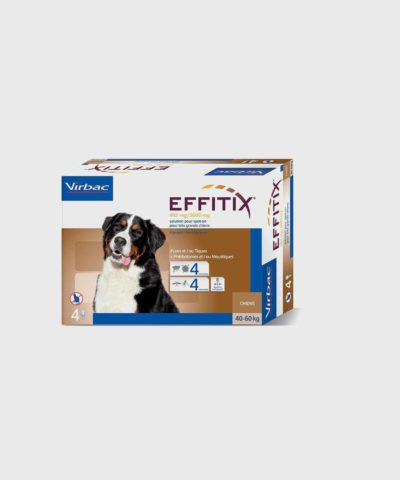 Virbac Effitix Topical Solution