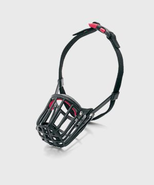 Karlie Flamingo Muzzle with Click Fastener
