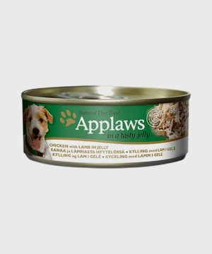 Applaws Tin Chicken & Lamb in Jelly Wet Dog Food