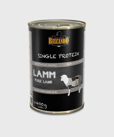 Belcando Cans Lamb (Single Protein) Wet Dog Food
