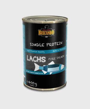 Belcando Cans Salmon (Single Protein) Wet Dog Food