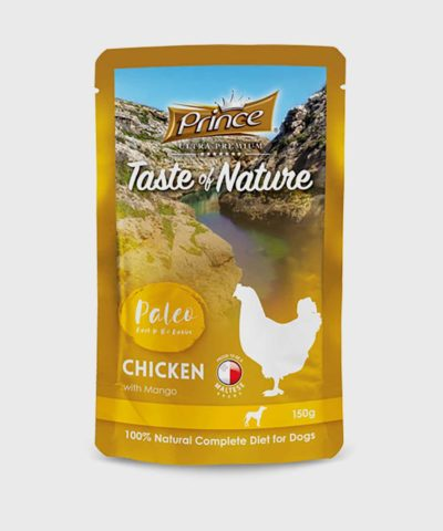 Prince Premium Pouches Chicken with Mango and Sweet Potato