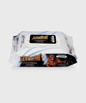 Prince Cleansing Dog Wipes Coconut