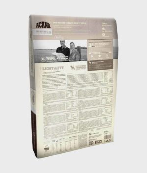 Acana Heritage Light and Fit Dry Dog Food