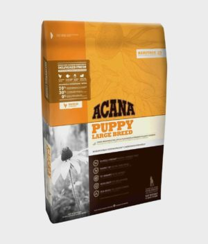 Acana Heritage Puppy Large Breed Dry Dog Food