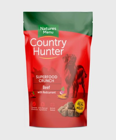 Country Hunter Biscuits Beef Dry Dog Food