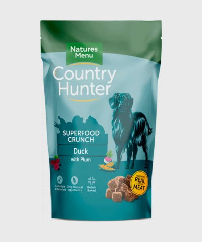 Country Hunter Biscuits Duck Dry Dog Food