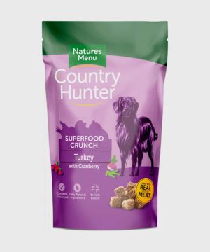 Country Hunter Biscuits Turkey Dry Dog Food