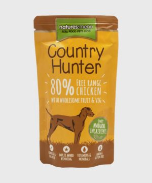 Country Hunter Pouches Chicken Wet Dog Food
