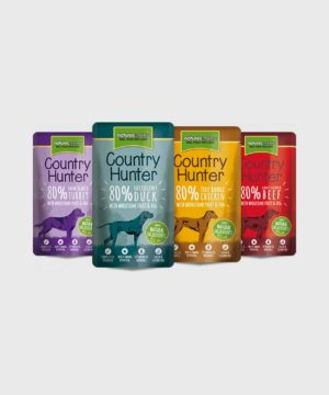 Country Hunter Pouches Superfood Selection