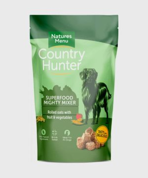 Country Hunter Biscuits Mighty Mixer Dry Dog Food