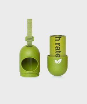 Earth Rated Leash Dispenser with 15 Bags