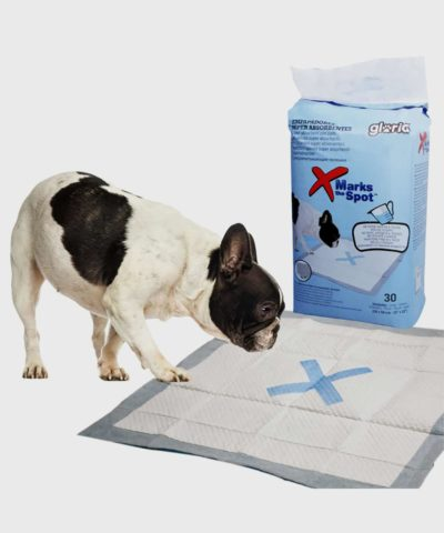 Gloria Super Absorbent Pee Pads with Pheromone Attractant (30 pads)
