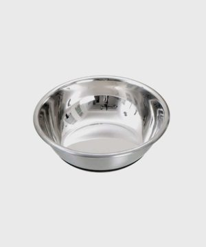 Karlie Flamingo Selecta Stainless Steel Bowl with Grip-Control Base