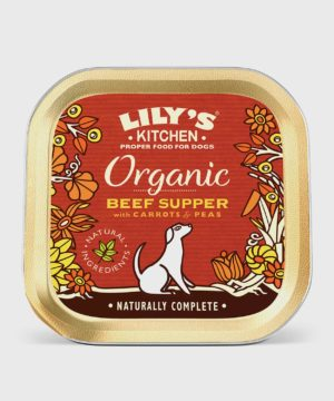 Lily's Kitchen Organic Beef Supper 150g