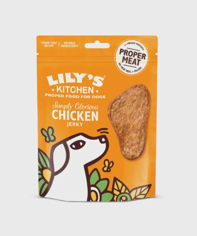 Lily's Kitchen Simply Glorious Chicken Jerky