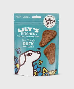 Lily's Kitchen The Mighty Duck Mini Jerky