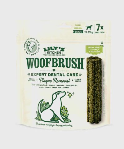 Lily's Kitchen Woofbrush Dental Chew Multipack