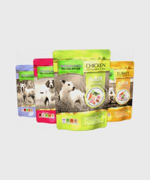 Natures Menu Pouches Multipack Wet Dog Food