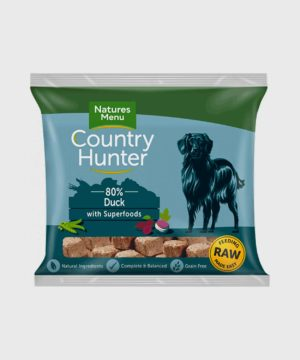 Country Hunter Raw Nuggets Succulent Duck