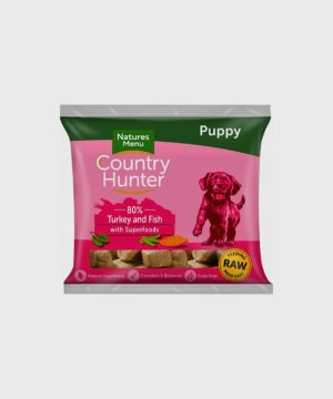 Country Hunter Raw Nuggets Puppy