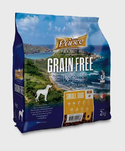 Prince Grain-Free Adult (Small Breed)