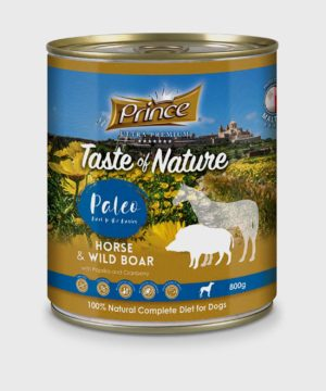 Prince Premium Cans Turkey & Trout Wet Dog Food