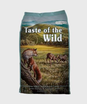 Taste of the Wild Appalachian Valley Adult (Small Breed) Dry Dog Food