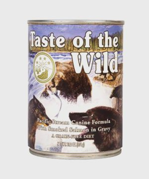 Taste of the Wild Pacific Stream Canine Wet Dog Food