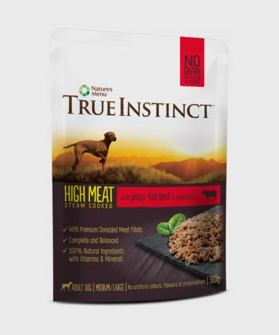 True Instinct Fillets for Small Dogs Chicken & Beef
