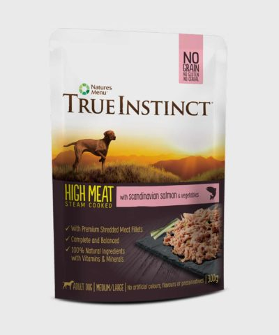 True Instinct Fillets for Small Dogs Salmon