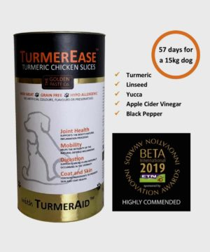 Golden Paste Co. TurmerEase Chicken Slices