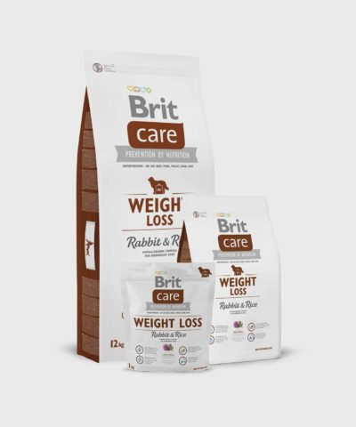 Brit Care Weight Loss (Rabbit & Rice)